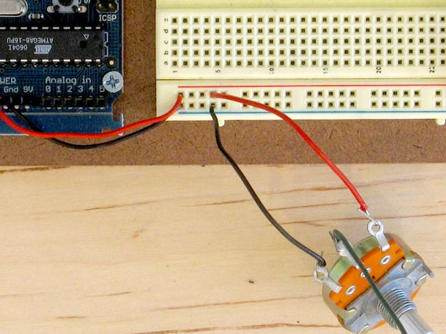 Surprising Tutorial Connecting A Potentiometer Physical Computing Wiring Digital Resources Funiwoestevosnl