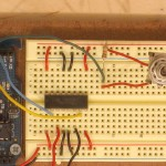 Step Thirteen: Add a switch(LINK) and connect it to digital pin number four on your arduino.
