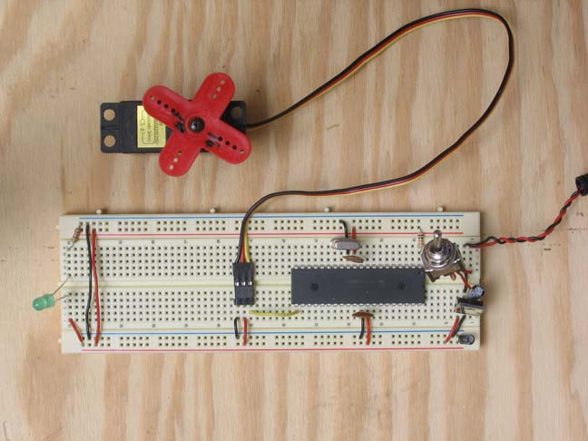 Awesome Tutorial Wire A Servo Motor Physical Computing Wiring 101 Xrenketaxxcnl