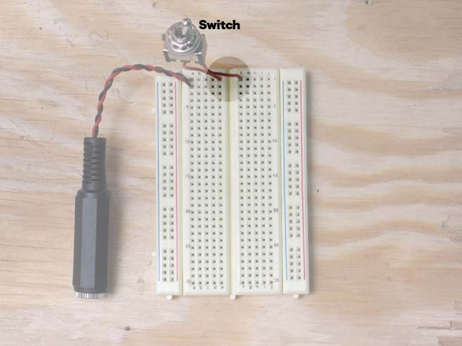 Tutorial Setting up a Breadboard for 5volts Physical Computing